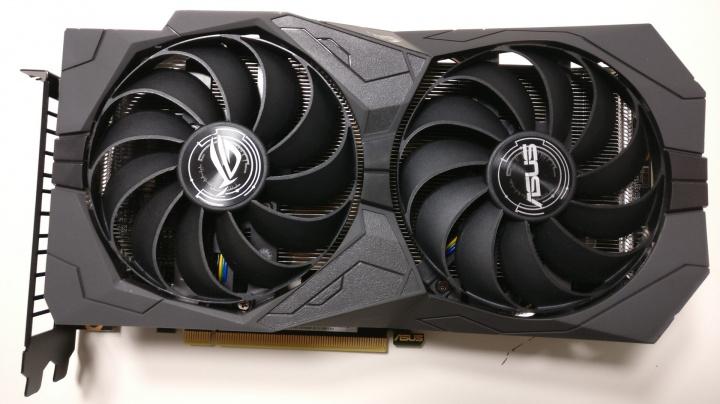 Recenze GeForce GTX 1650 Super v edici Asus ROG Strix. Střední třída na steroidech?