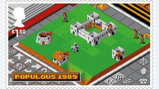 Royal Mail Stamps Známky