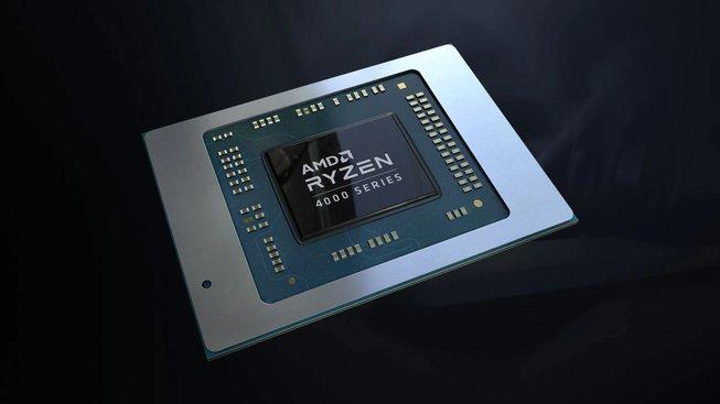 AMD Ryzen Mobile 4000
