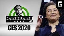 Hardware Club #46: AMD a Intel na CES 2020 a další best of veletrhu