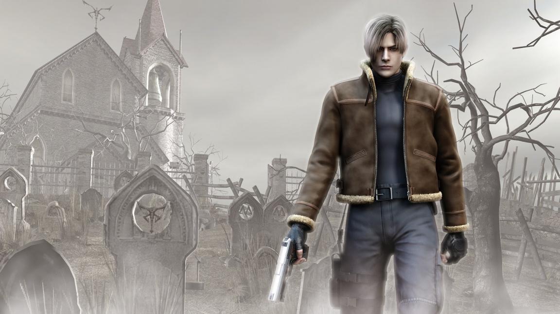 Do třetice všeho dobrého? Capcom prý chystá remake Resident Evilu 4