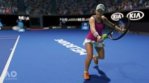 Vytvořte si tenisový turnaj podle sebe v AO Tennis 2