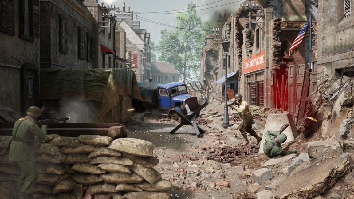 S oldschoolovou střílečkou Days of War zavzpomínáte na první díly Call of Duty a Medal of Honor