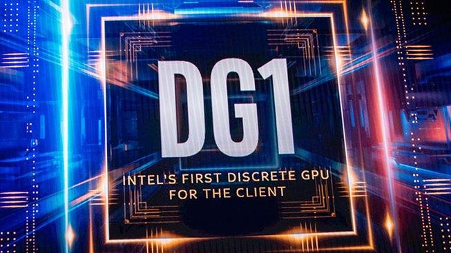 Intel DG1 discrete