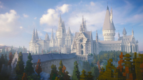 Minecraft Harry Potter