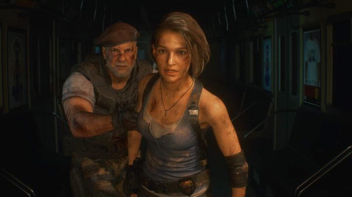 Brzy si vyzkoušíte boj s Nemesis v demu remaku Resident Evil 3