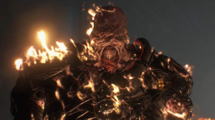 Nemesis vám v remaku Resident Evil 3 bude zatraceně nepříjemnou osinou v zadku