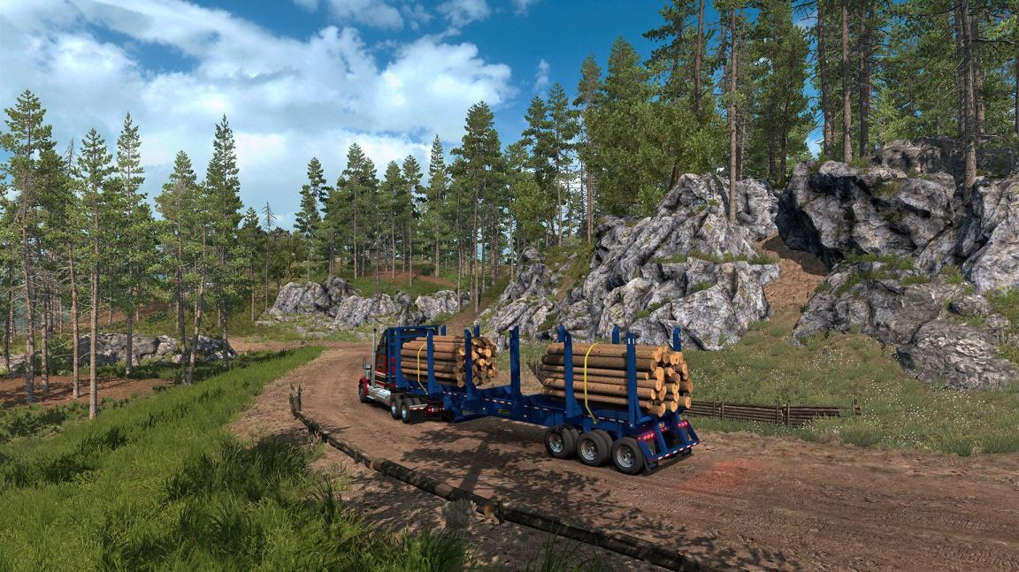 SCS Software posílá kamiony do Idaha a na Pyrenejský poloostrov