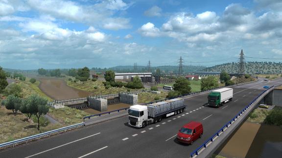 Euro Truck Simulator 2: Iberia