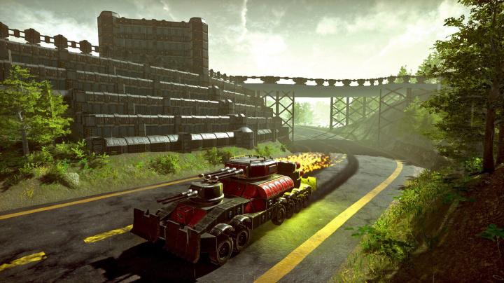 V Dieselpunk Wars si postavíte tank, loď, vzducholoď či ponorku a vyrazíte do akce