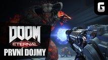 Komentované záběry z hraní Doom Eternal