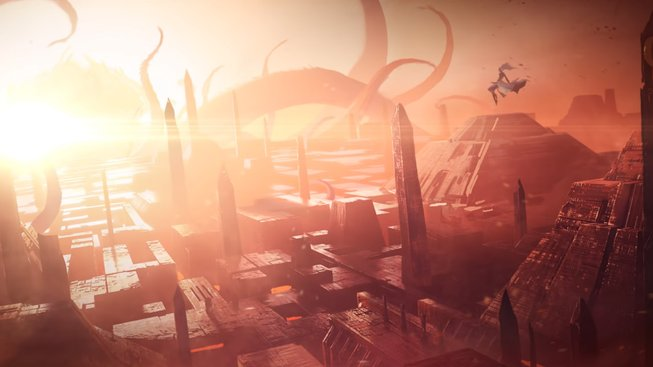 N'zothova vize World of Warcraft Battle for Azeroth