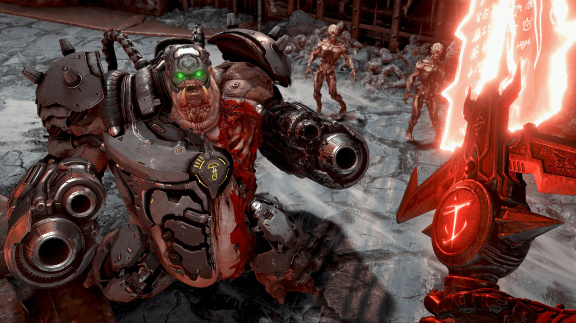 Recenze nevšedního multiplayeru Doom Eternal