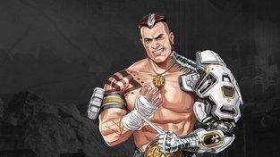 Další postavou rozšiřující Apex Legends bude šampión MMA Forge
