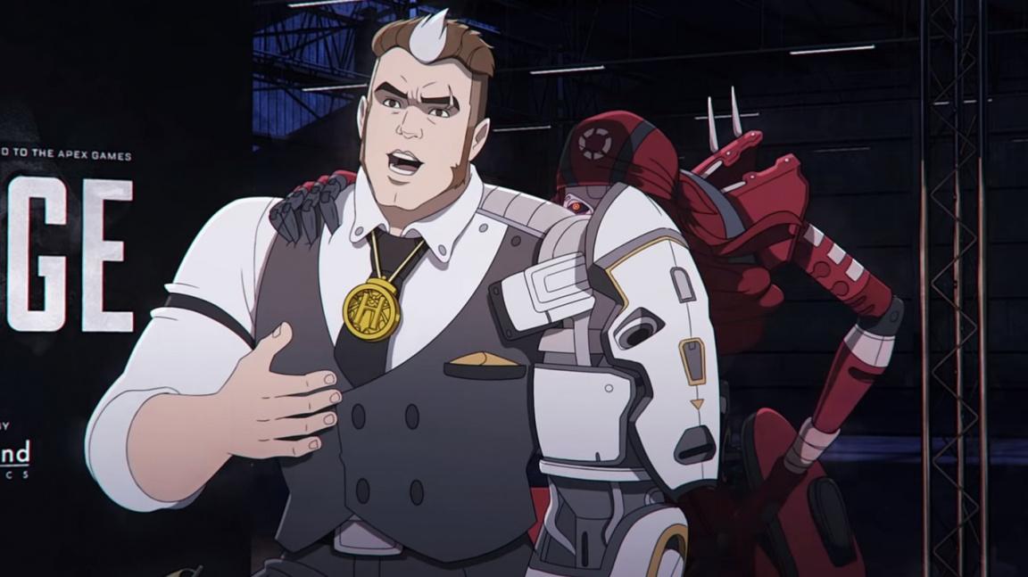 Forge nakonec nebude novou postavou v Apex Legends, protože ho zabil Revenant