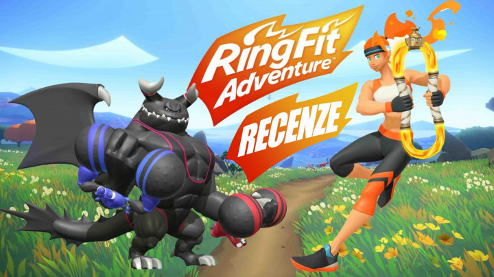 Ring Fit Adventure – recenze