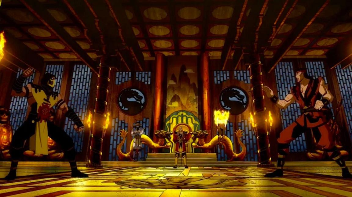 Warneři točí animovaný film podle Mortal Kombat a mládeži je přístup odepřen