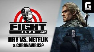 Sledujte Fight Club #461 o Commandos 2, Netflixu a dopadu koronaviru na hry