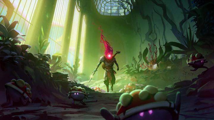 Pokud vás v Dead Cells už unavují první úrovně, DLC Bad Seed přidá nové