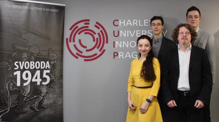 Univerzita Karlova zakládá vlastní herní studio Charles Games