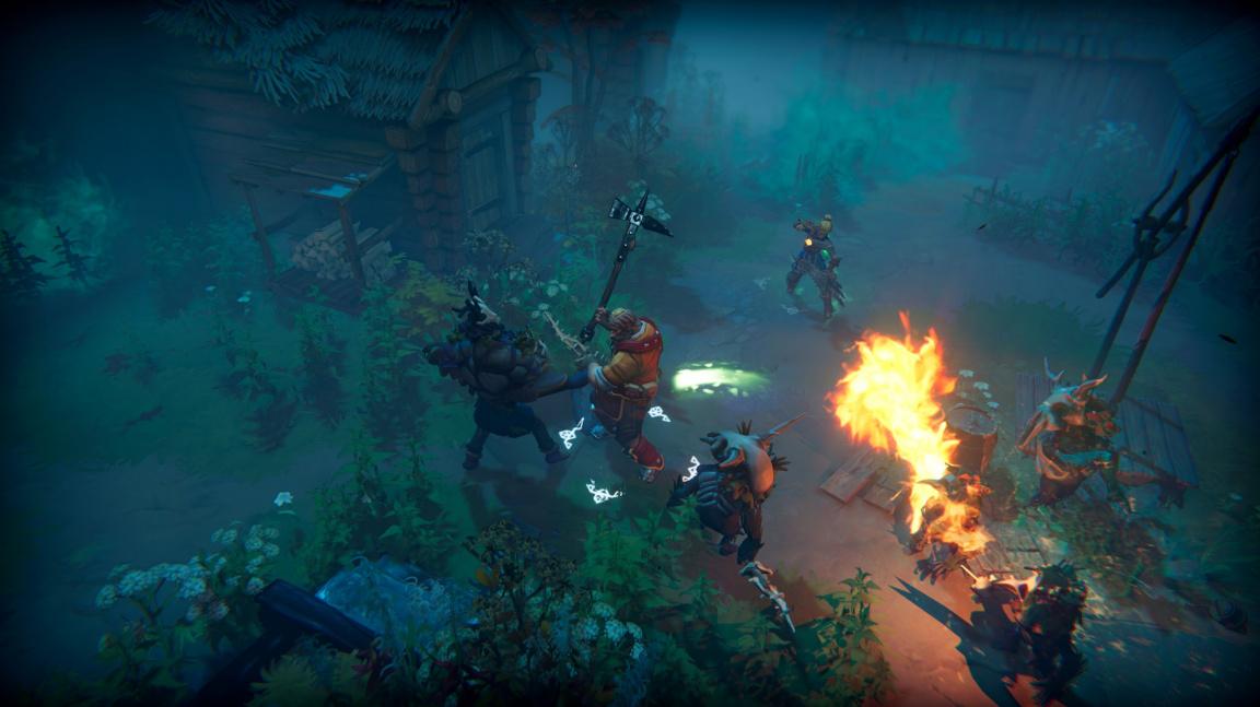 Akční RPG Iron Danger míchá steampunk se severským folklórem a vracením času