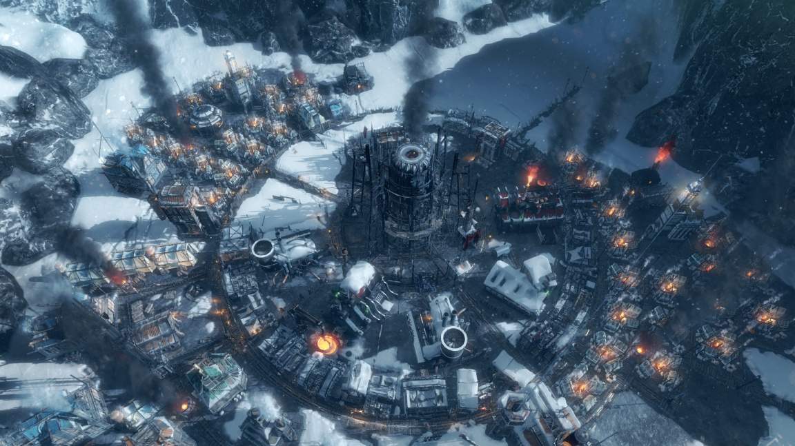 Tvůrci Frostpunku vyčlenili půl miliardy korun na vývoj sedmi her