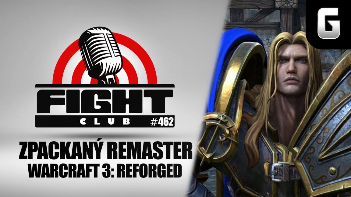 Sledujte Fight Club #462 nejen o pokaženém remaku Warcraftu III