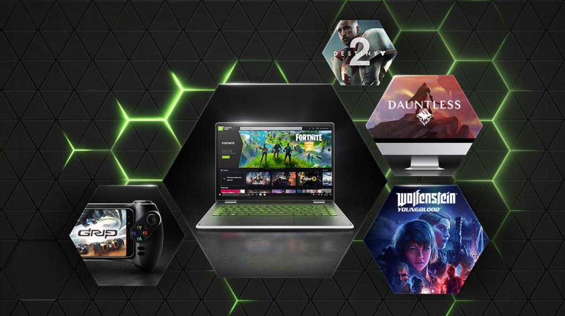 Nová konkurence pro Google Stadia: Herní streamování GeForce NOW oficiálně spuštěno