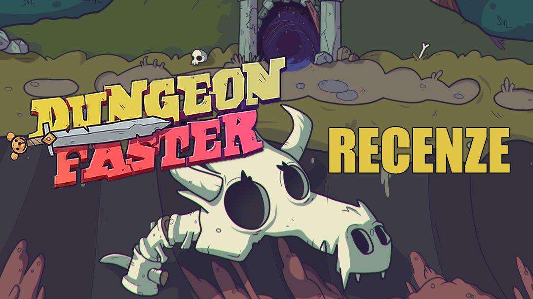 Dungeon Faster – recenze oceňované české hry