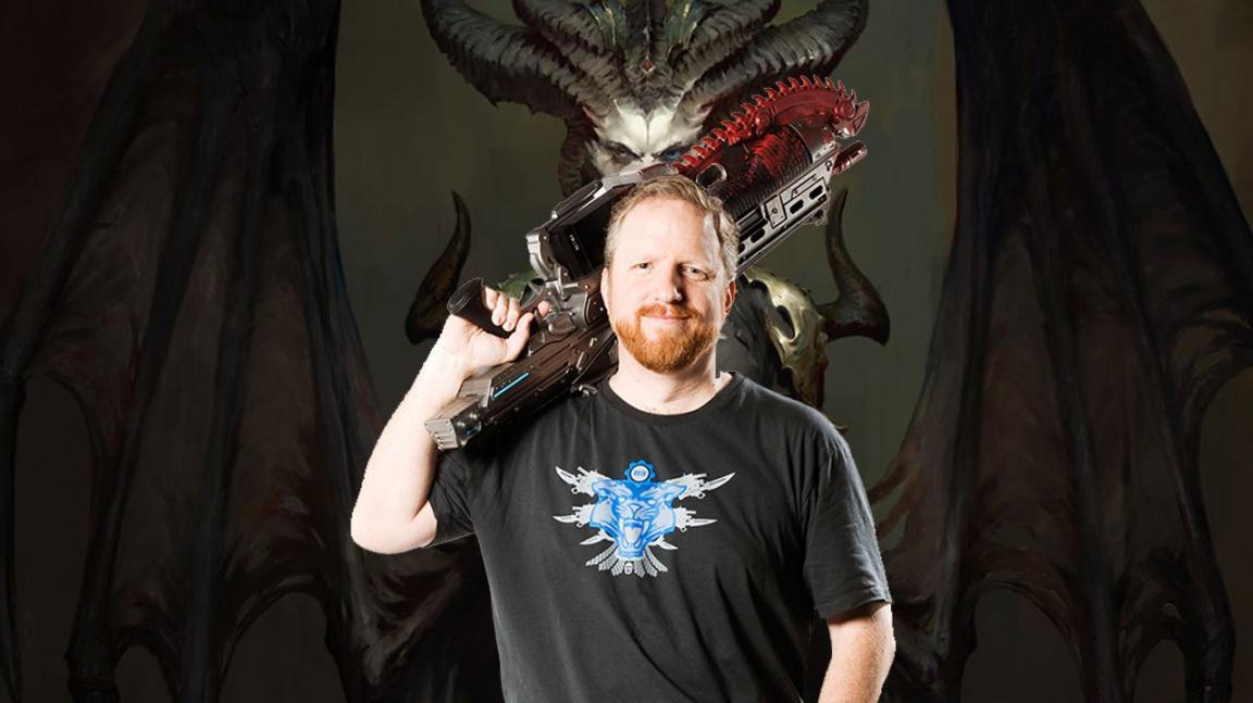Rod Fergusson opouští Gears of War a jde dělat nové Diablo