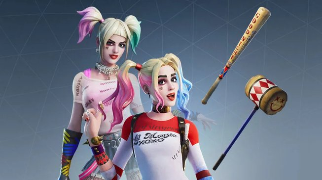 Fortnite Harley Quinn