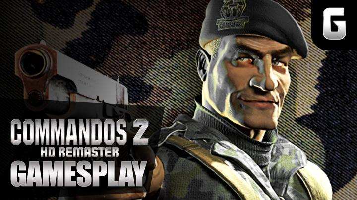 GamesPlay - Commandos 2: HD Remaster