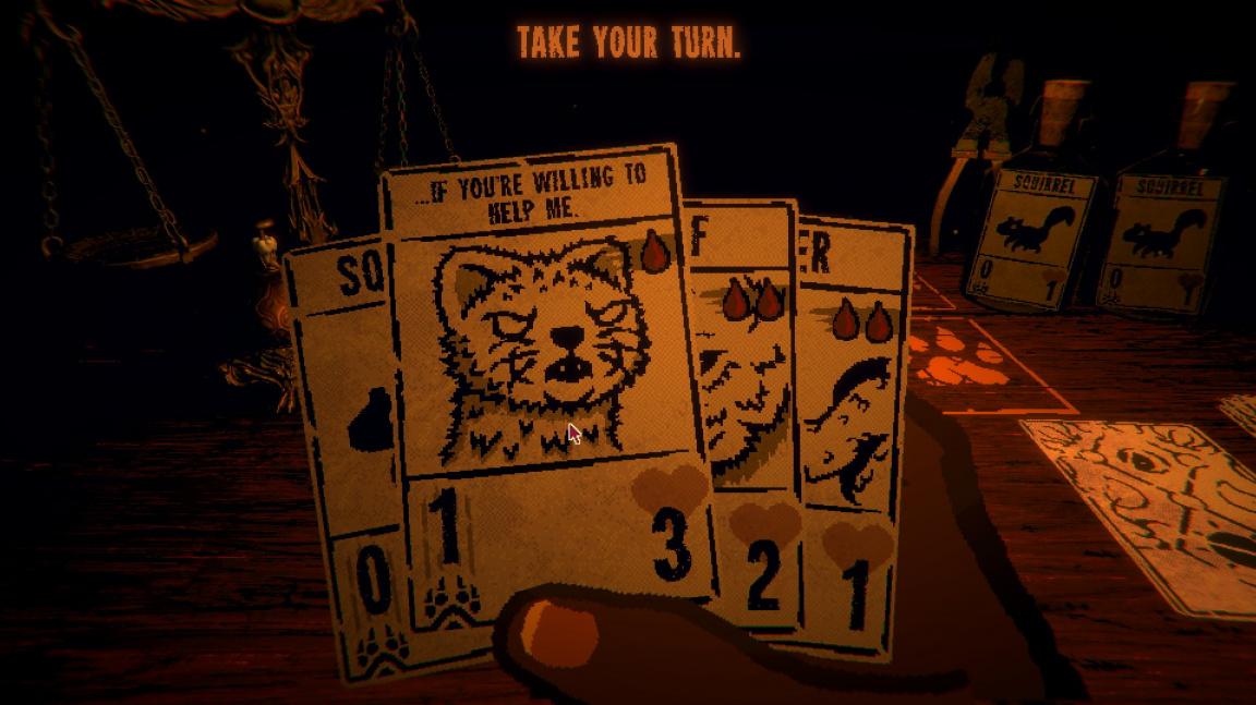Tvůrce originálně podivných her odhaluje karetní horor Inscryption