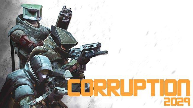 EGS Corruption 2029