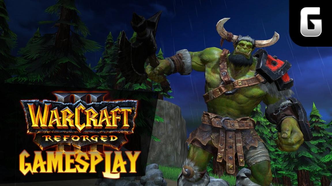 GamesPlay – hrajeme Warcraft III: Reforged a jsme zklamaní