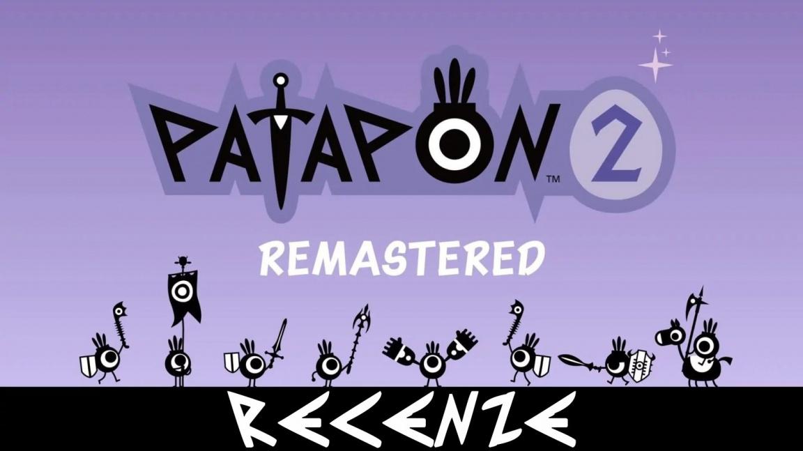 Patapon 2 Remastered – recenze