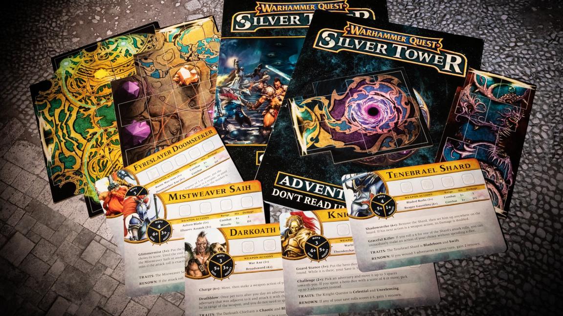 Tvůrci Warhammeru z Games Workshop konečně začínají chápat kouzlo deskových her