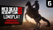 Od 15 hodin sledujte LongPlay Red Dead Redemption 2: Koněspřežný horsemageddon