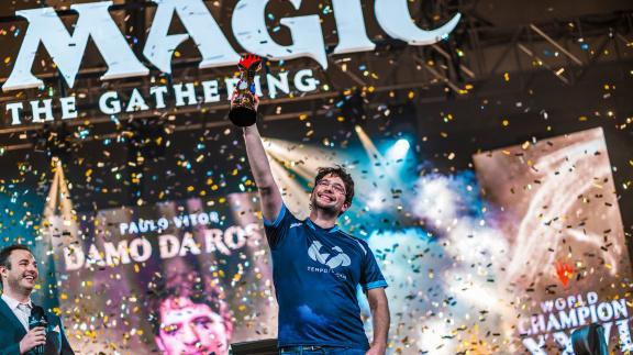 Ondřej Stráský na mistrovství světa v Magicu neuspěl. Naprosto ho chápu