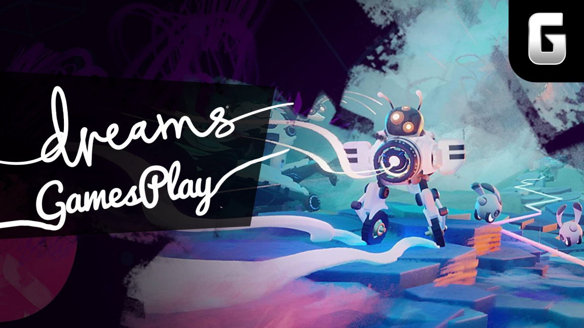 GamesPlay – hrajeme kreativní projekt Dreams