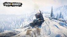 Simulátor SnowRunner nabídne pestřejší úkoly včetně převážení nesmyslně těžkého nákladu