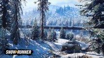 SnowRunner po vydání vyrazí do Kanady a Wisconsinu s tunou placeného i bezplatného obsahu