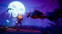 Pumpkin Jack vzdává hold MediEvilu a dalším devadesátkovým skákačkám