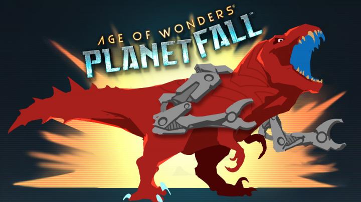 Age of Wonders: Planetfall rozšířili v obrovském updatu dinosauři