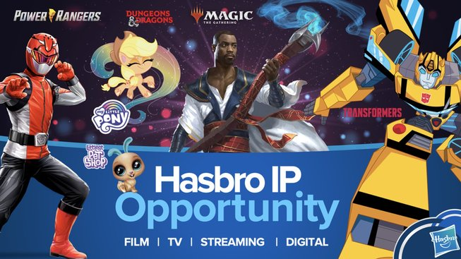 Hasbro event pro investory