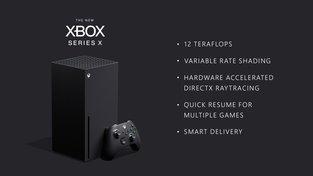 Xbox Series X bude mít grafický výkon 2× vyšší než Xbox One X