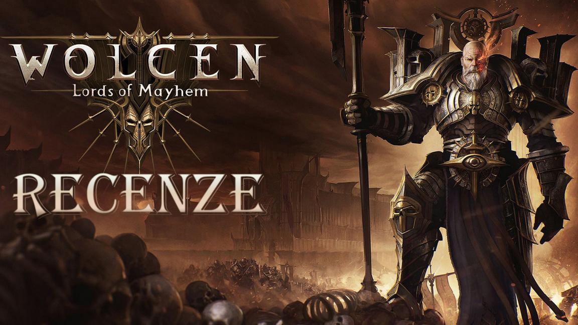 Wolcen: Lords of Mayhem – recenze
