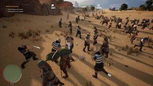 Perská říše musí padnout! Vyzkoušejte si egyptskou akční hru Knights of Light