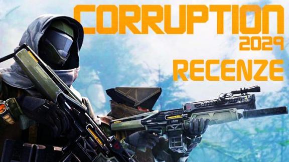 Corruption 2029 – recenze