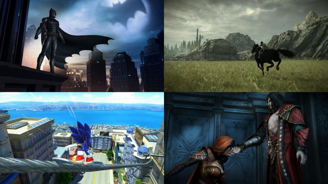 Předplatitelé PS Plus a Games with Gold dostanou v březnu Sonica, kolosy a Batmana